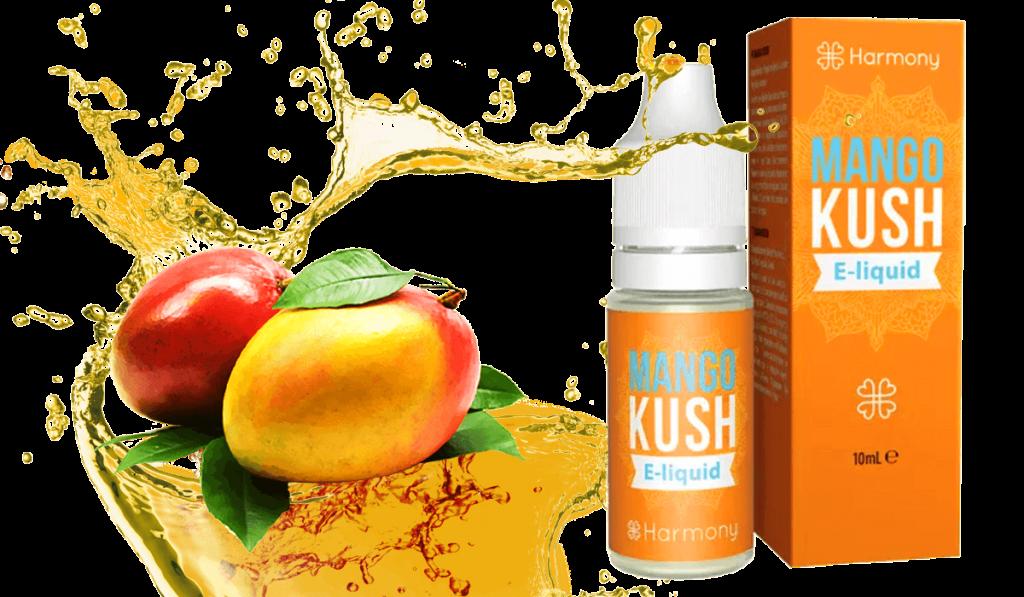 E-liquid Harmony - príchuť mango