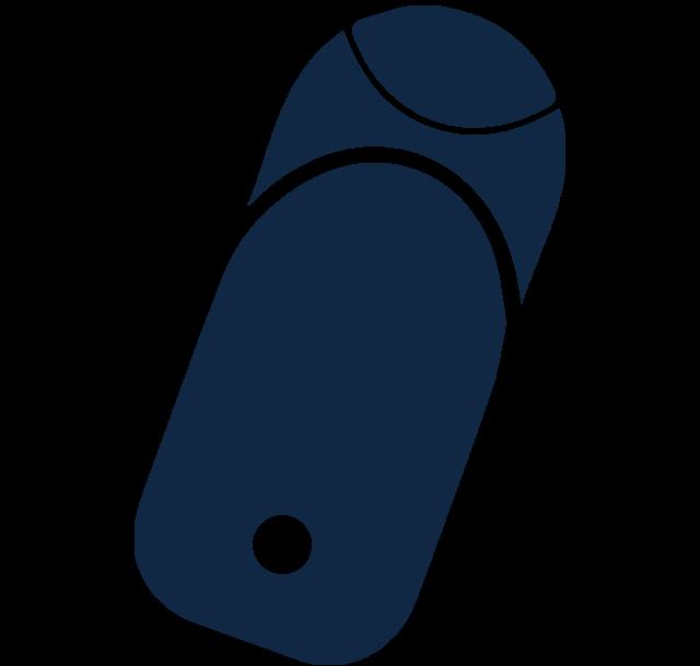 Vaping ikona - POD systém
